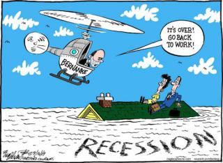 Bernanke; Fed; Recessie; Trump; Twitter