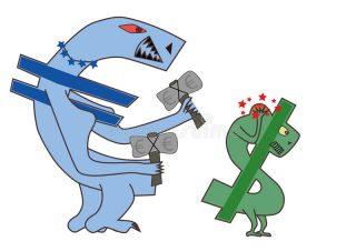 dollar; trump; omzet; winstprognoses; aandelenkoersen